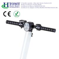 China HTOMT two wheel electric scooter personal transportation foldable electric scooter UL2272 wholesale