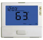 Digital Programmable Room Thermostat , Digital Wall Thermostat