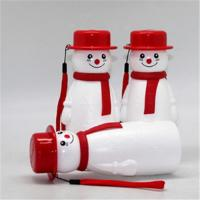 500ML water bottle,Christmas gift-Snowman Sport Water bottle, promotional giveaways, holiday gift
