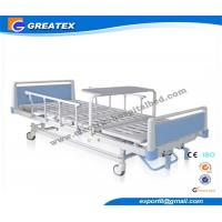 China Home care hospital beds With Dinning Table , ABS , Metal Hospital Equipment bed wholesale