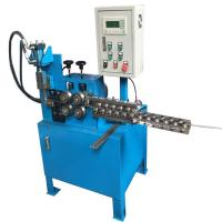 China Fully Automatic Wire Straightening And Cutting Machine Hydraulic Feeding PLC Control wholesale