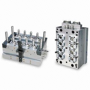 Quality CNC HASCO DME Custom Injection Mold , Plastic Injection Mold for sale