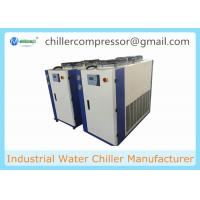China 5-35 degree C 3Ton Air Cooled Water Chiller for 50L Grinding Machine wholesale