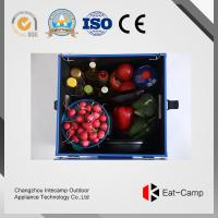 China EATCAMP 4 L - 7.4Kg Outdoor Hiking Portable Cooking Stove Kit With Aluminum Insulation Storage Box For Picnic Party wholesale