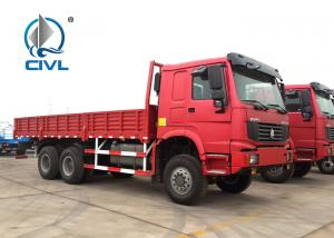 China China Brand Heavy Cargo Trucks Euro 2 Sinotruk Howo 25 Load Capacity 336hp 6x4 Lorry Truck wholesale