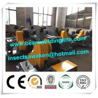 China lead screw conventional pipe welding rotator, turning roller pipe welding rotator wholesale