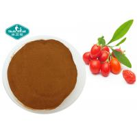 China Lycium Barbarum Natural Botanical Extracts Fine Red Brown Healthy Security wholesale
