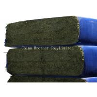 China Virgin PP Woven Custom Hay Bale Covers For Packing Hay , UV - Treated wholesale