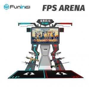 China Funin VR Virtual Reality Arcade VR Shooting Simulator 9D VR Simulator Game Machine wholesale
