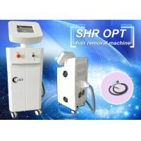 Hair salon essential Permanent fast ipl shr hair removal machine with CE approved