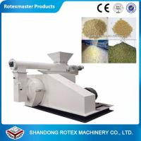 China 3 Ton chicken feed pellet making machine ring die cattle feed pellet machine wholesale