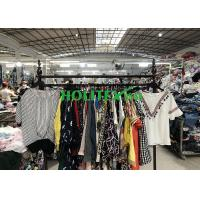 China Holitex Used Womens Clothing New York Style Ladies Cotton Blouse For Cambodia wholesale