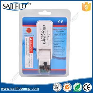 China Sailflo 12-24V Bilge Pump Float Switch wholesale