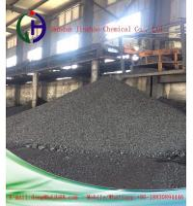 China High Viscosity Coal Tar Chemicals , Coal Tar Asphalt For Electrode Binder wholesale