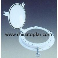 China Winow for ship,marine window,side scuttle,porthole,window wiper,clear view screen,fireproof A60 window on sale