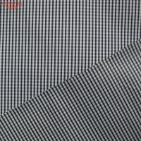 China F4078 100%P cationic fabric with two tone effect wholesale