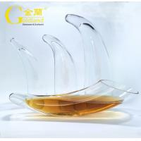 China Personalized Horn Shaped Glass Viking Drinking Horn unique beer glasses wholesale