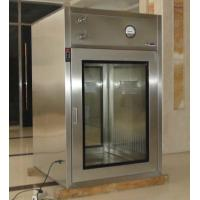 China Pharmaceutical Air Shower Pass Box with Automatic Control , 600×520×620mm wholesale