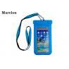 China Galaxy S5 Waterproof Phone Case Smartphone Bag TPU Material 116*190*18mm wholesale