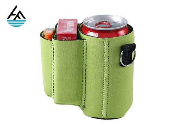 Quality Neoprene Beer Can Holder , Beer Can Cooler Sleeve Cup Protect Bag for sale