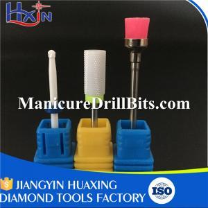 China Gold Plated Steel Dental Bur Dental Rotary Instruments 10 PCS / Set  2.34 Mm Shank wholesale