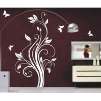 Removable Tree Wall Flower Stickers F292 / Decal Wall Stickers