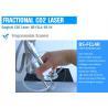 China Skin Resurfacing CO2 Fractional Laser Machine For Epidermis Resurfacing / Wrinkle Reduction wholesale