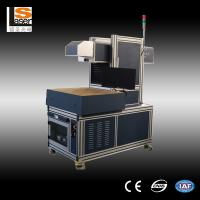China Various Size CO2 Laser Marking Machine With CE / ISO / FDA / RHOS on sale