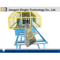 Buy cheap C / Z Purlin Roll Forming Machine , Cold Roll Forming Equipment High Efficient from wholesalers