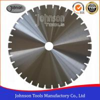 China Professional Concrete Block Diamond Wall Saw Blades With SGS / GB Certificate wholesale
