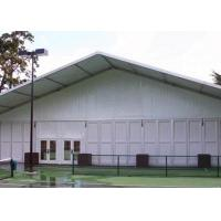 Luxury 25x60m Tent Outdoor Tents For Weddings / Events With Decoration