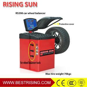 China Garage equipment used car wheel balancer wholesale