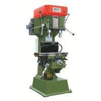 China Vertical Double Spindles Hand Radial Drilling And Tapping Machine With PLC Programmable Controller wholesale