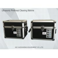 China Printer Head Small Industrial Ultrasonic Cleaner SUS304 Wear Resistance on sale