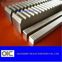 China Transmission Spare Parts CNC Machined Racks wholesale
