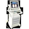 China Super Stand Stype Three Heads Face Lifting Hifu Machine , 800w Power Skin Rejuvenation 10000 Shots wholesale