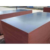 China poplar core wbp glue 18mm shuttering plywood/China film faced plywood/marine plywood for construction wholesale