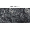 China 750 X 1500 X 10 MM Rectangular Ceramic Floor Tile Honed Finish Black Color wholesale