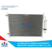 China Aluminum Nissan Condenser For NISSAN X-TRAIL T31(07-) OEM 92100-JG000 on sale