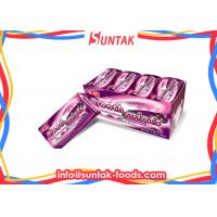 Functional Chewable Black Currant Candy With Vitamin A / C / E Energy Supply