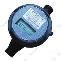 China Plastic Electronic Water Meter With Class C Wireless wholesale
