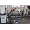 China Máquina de la fabricación de la película de estiramiento de la burbuja de aire del PE anchura de la película de 1200 - de 2000m m wholesale