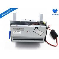 ROHS &CE certificated 4 inch printing width easy operation Kiosk Thermal Printer