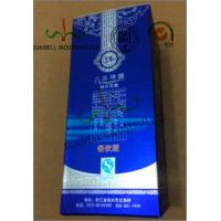China Multi Colored Custom Printed Corrugated Wine Packaging Box Glossy Lamination wholesale