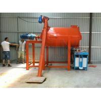 China Efficient Dry mortar mixer production line 1t/h for the mixing of many kinds of dry powder and fine granular materials wholesale