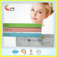 China CE certification cross linked hyaluronic acid injection for breast enhancers wholesale