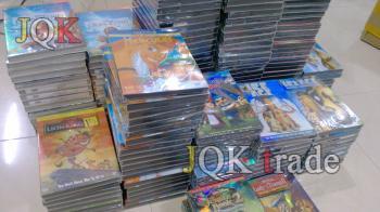JQK Disney DVD Movies trade CO.,LTD