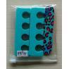China Nart Art Sets Fake Nails Of Emery Board , EVA Toe Divider For Nail Tools wholesale