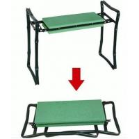 Buy cheap Steel Pipe EVA Foldable Garden Bench Kneeler Seat Stool 58.5 * 25 * 48cm from wholesalers