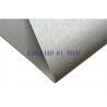 China Серым ткани стеклоткани цвета покрытое силиконом проведение изоляции огнеупорной высокое wholesale